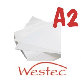 [Westec Supplies - Premium Cut Sheet Paper 75gm 420mm x 594mm]